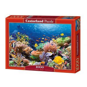 Castorland - 101511 - Puzzle 1000 pièces - Récifs Coralliens (41780)