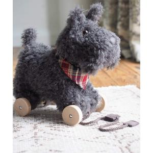 Little Bird Told Me - LB3072 - Dogs & Puppies - Scottie Dog Pull Along (417284)