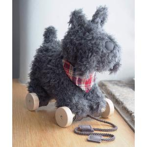 Little Bird Told Me - LB3072 - Dogs et Puppies - Scottie Dog Pull Along (417284)