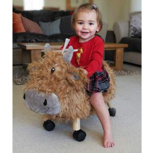 Little Bird Told Me - LB3090 - Animal Ride Ons - Hubert Animal Ride On (417292)