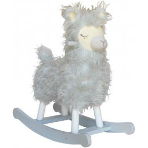 Little Bird Told Me - LB3086 - Rocking Animals - Rio Rocking Llama (417294)