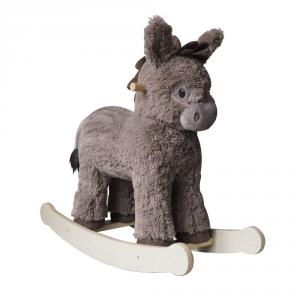 Little Bird Told Me - LB3088 - Rocking Animals - Norbert Rocking Donkey (417296)