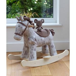 Little Bird Told Me - LB3080 - Rocking Horses - Biscuit et Skip Rocking Horse (9m+) (417298)