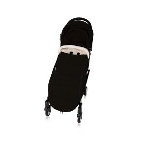 Babyzen - Bu238 - Poussette compacte YOYO+ naissance à 4 ans Noir avec chancelière (417538)