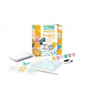 Mako moulages - 39055 - Mako moulages Mon atelier... Trophées magnets (417564)
