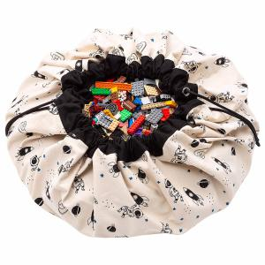 Play and Go - 30026 - Sacs de rangement Play and go Space_ glow in the dark - 140 cm (417590)