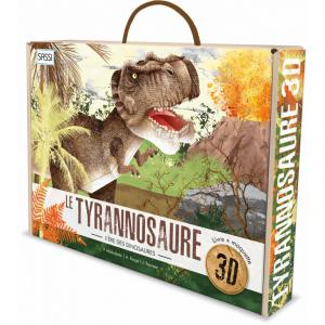 Sassi - 301269 - Tyrannosaure maquette 3D (418328)