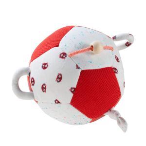Lilliputiens - 83157 - GEORGES Ballon d'activités 13.5 cm (418536)