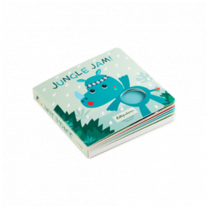 Lilliputiens - 83153 - JUNGLE JAM Livre tactile et sonore * (418544)