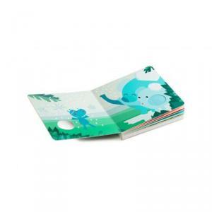Lilliputiens - 83153 - JUNGLE JAM Livre tactile et sonore * 15 x 15 cm (418544)
