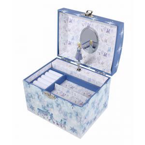 Trousselier - S90432 - Vanity à Musique La Reine des Neiges II (418668)