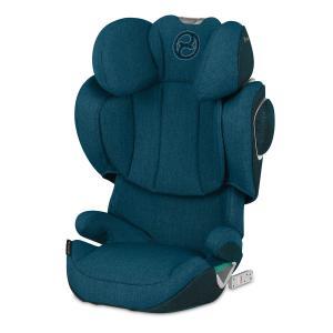 Cybex - 520002393 - Siège-auto enfant SOLUTION Z I-FIX PLUS Mountain Blue - turquoise (419248)