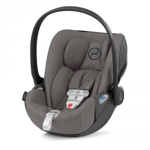 Cybex - 520000073 - Siège-auto CLOUD Z I-SIZE PLUS incl. SENSORSAFE Soho Grey - mid grey (419320)