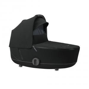 Cybex - 520000897 - Nacelle de luxe MIOS Deep Black - black (419434)