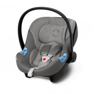 Cybex - 520000253 - Siège-auto bébé Cybex ATON M Soho Grey - mid grey (419508)