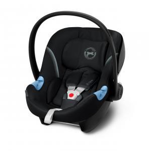 Cybex - 520000257 - Siège-auto bébé ATON M Deep Black - black (419512)