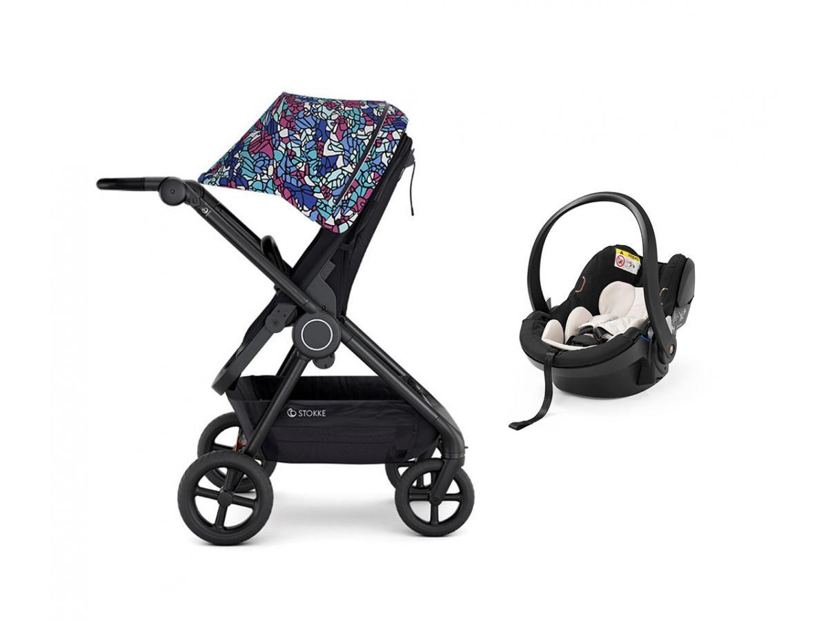 Plusieurs couleurs disponibles Britax Brio Chanceli/ère pour poussette b/éb/é et petit enfant