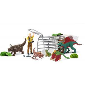 Schleich - 98064 - Calendrier de l'Avent Dinosaures 2020 (419982)