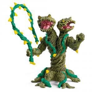 Schleich - 42513 - Figurine Plante monstrueuse avec arme - Dimension : 15,1 cm x 11 cm x 18 cm (420012)