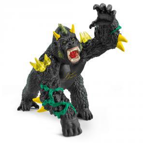 Schleich - 42512 - Figurine Gorille monstrueux - Dimension : 15,5 cm x 8,2 cm x 18 cm (420014)