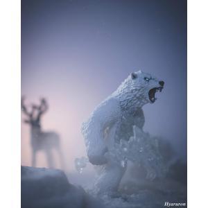 Schleich - 42510 - Ours du blizzard avec arme (420018)