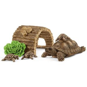 Schleich - 42506 - Maison pour tortues (420024)