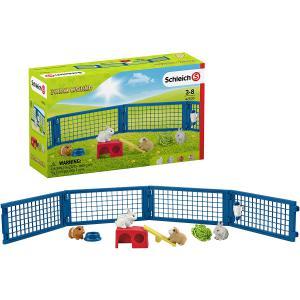 Schleich - 42500 - Maison pour lapins et cochons d'Inde (420036)