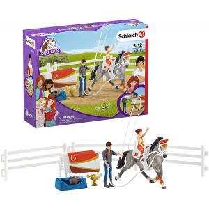 Schleich - 42443 - Kit de voltige équestre Horse Club Mia (420052)