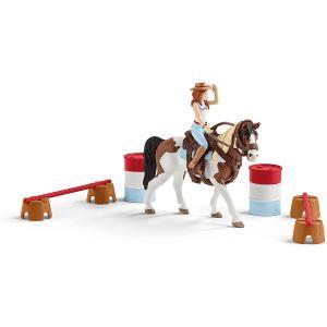 Schleich - 42441 - Kit d'équitation western d'Horse Club Hannah (420054)