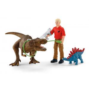 Schleich - 41465 - Attaque Tyrannosaure Rex (420058)