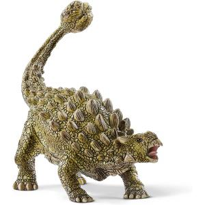 Schleich - 15023 - Figurine Ankylosaure - Dimension : 14 cm x 7,1 cm x 10,6 cm (420080)