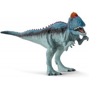 Schleich - 15020 - Figurine Cryolophosaure - Dimension : 24,7 cm x 8,9 cm x 10,6 cm (420086)