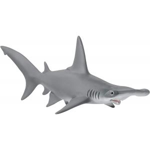 Schleich - 14835 - Figurine Requin-marteau - Dimension : 16,6 cm x 6,7 cm x 5,8 cm (420096)
