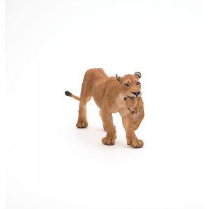 Papo - 50043 - Lionne avec lionceau - Dim. 14,5 cm x 3,5 cm x 6,5 cm (4283)