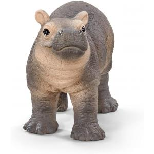 Schleich - 14831 - Figurine Jeune hippopotame (420104)