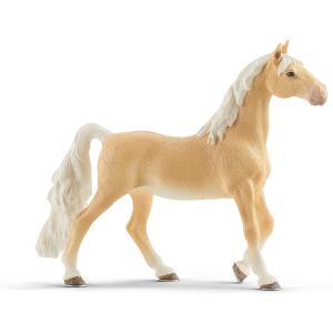 Schleich - 13912 - Figurine Jument Saddlebred - Dimension : 14 cm x 3,8 cm x 12,3 cm (420116)