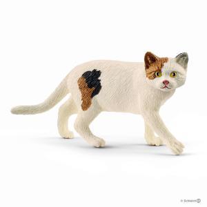 Schleich - 13894 - Figurine Chat Américain shorthair (420142)