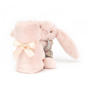 Jellycat - BTBB4S - Bedtime Blossom Blush Bunny Soother - 34 cm (420200)