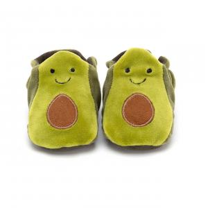 Jellycat - AB4A - Amuseable Avocado Booties - 10 cm (420226)