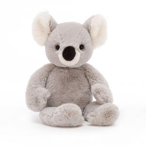 Jellycat - BEN3K - Peluche koala Benji - L = 7 cm x l = 12 cm x H =34 cm (420272)