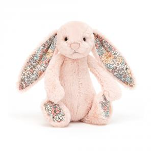 Jellycat - BL6BLU - Blossom Blush Bunny Small - 18  cm (420398)