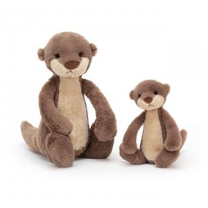 Jellycat - BASS6OT - Bashful Otter Small - 18  cm (420412)