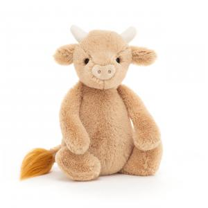 Jellycat - BASS6COW - Bashful Cow Small - 18 cm (420422)