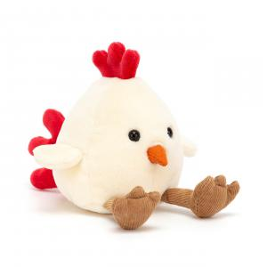 Jellycat - AC6C - Amuseable Chick Cream - 11 cm (420492)