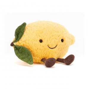 Jellycat - A6L - Amuseable Lemon Small - 12  cm (420546)