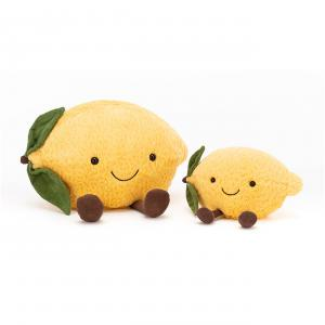Jellycat - A6L - Amuseable Lemon Small - 18 cm (420546)