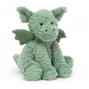 Jellycat - FW6DG - Fuddlewuddle Dragon Medium - 23 cm (420576)