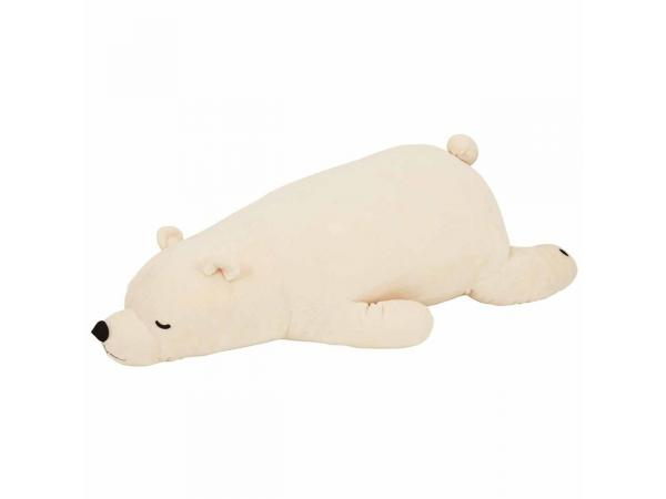 Shiro - l'ours polaire - taille xxl - 70 cm