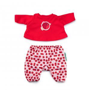 Lilliputiens - 83176 - Pyjama  Rouge-gorge (421510)