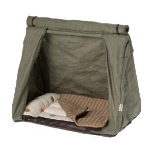 Maileg - 11-0403-00 - Tente de Camping chaleureuse pour Souris -  17,5 cm  (421732)